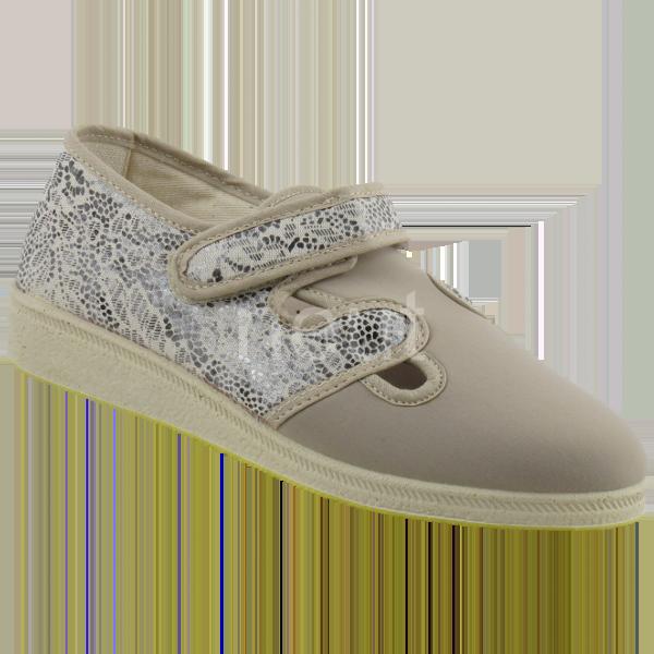 nouveau style 6fefc 5b233 deauville beige - Chaussures thérapeutiques C.H.U.P ...