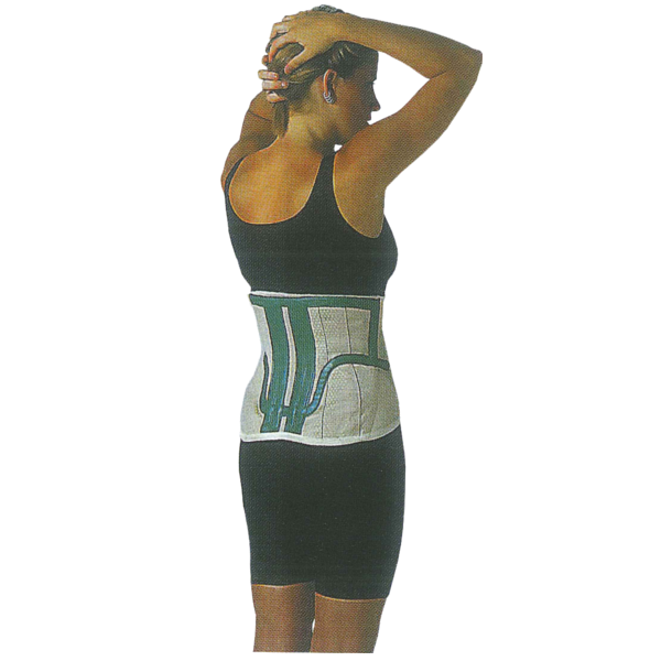 12f939782dad corset coutil d immobilisation vertébrale à cage fermée - Ceintures  lombaires - NEUT